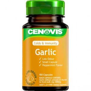 Cenovis Garlic Cold & Immunity Low Odour