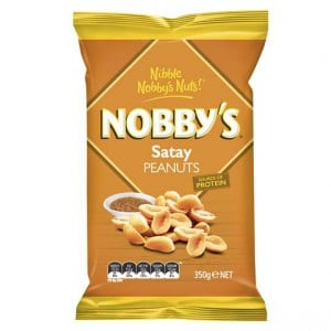 Nobby's Mixed Nuts Satay