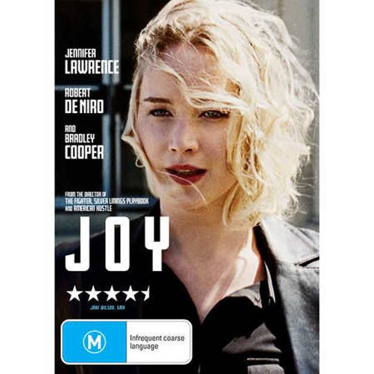 kcjfamily9 reviewed Joy Dvd