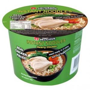 Ichiban Noodle Bowl Chicken