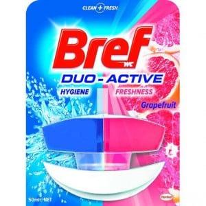 Bref Duo Active Toilet Cleaner Grapefruit