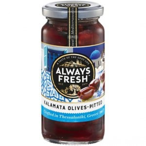 Always Fresh Kalamata Olives Pitted