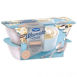 Danone Ultimate Vanilla Yoghurt