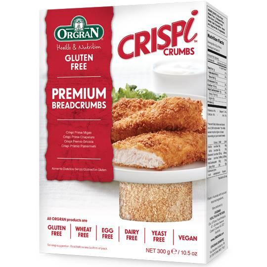 Pacific Orgran Premium Breadcrumbs