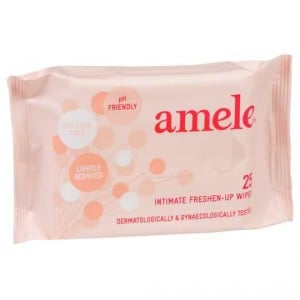 Amele Essential Intimate Wipes Freshen Up