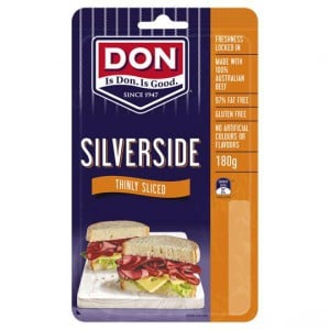 Don Sliced Silverside