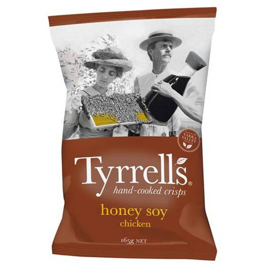 Tyrell's Chips Honey Soy Chicken