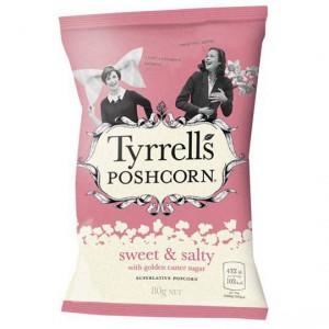 Tyrell's Poshcorn Sweet N' Salty