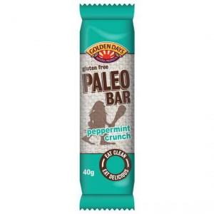 Golden Days Paleo Bar Peppermint Crunch