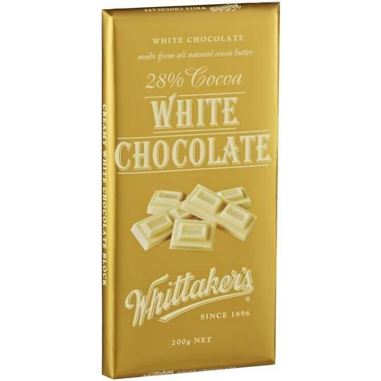 Whittakers White Chocolate