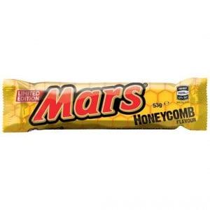 Mars Honeycomb