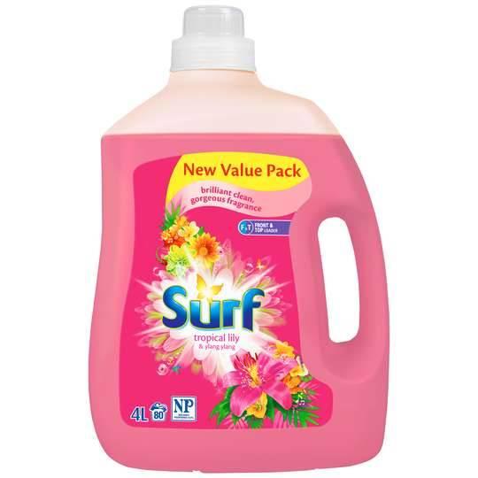 Surf Laundry Liquid Tropical
