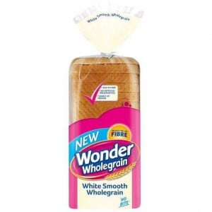 Wonder White Smooth Wholegrain