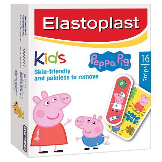 Elastoplast Kids Strips Peppa Pig