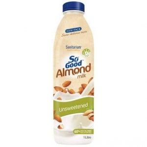 So Good Unsweetened Almond Milk & Cherry Blossom