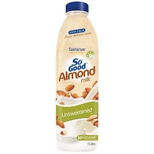 So Good Unsweetened Almond Milk & Cherry Blossom
