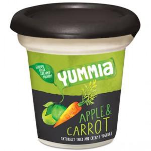 Yummia Yoghurt Apple Carrot