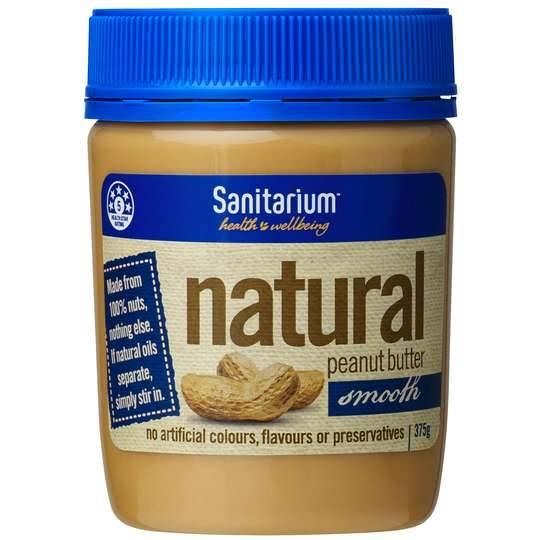 Sanitarium Peanut Butter Natural Smooth