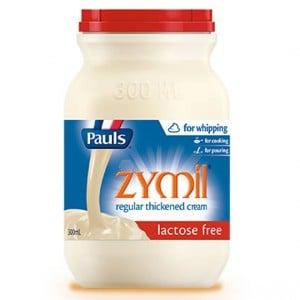 Pauls Zymil Thickened Cream Lactose Free