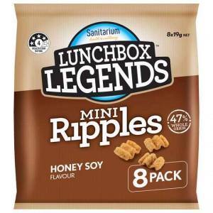 Lunchbox Legends Mini Ripple Honey Soy