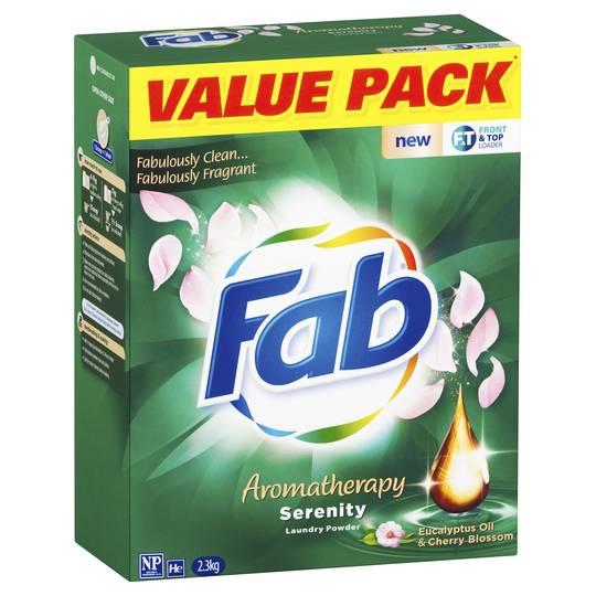 Fab Aroma Laundry Powder Serenity
