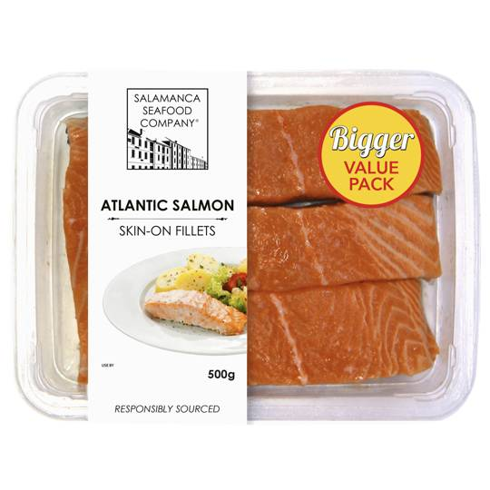 Salamanca Seafoods Atlantic Salmon Fillets