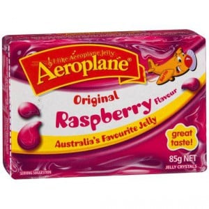 Aeroplane Jelly Original Raspberry