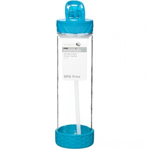 Home Essentials Plasticware Tritan Bottle Coloured