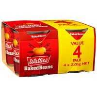 Watties Baked Beans Regular