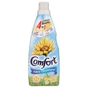 Comfort Fabric Conditioner Sunshiny Days