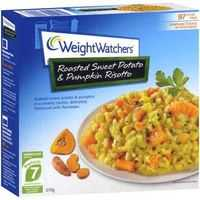 haldem337 reviewed Weight Watchers Meals Pumpkin Risotto