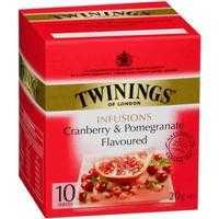 Twinings Cranberry Pomegranate Tea Bags