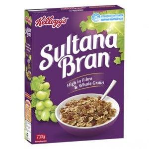 Kellogg's Sultana Bran