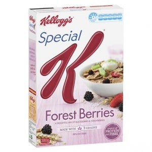 Kellogg's Forest Berries Special K