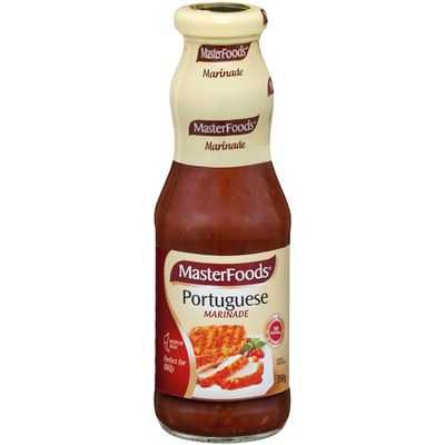 Masterfoods Marinade Portugese