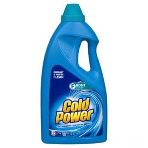 Cold Power Front Loader Liquid Regular
