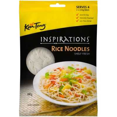 Kan Tong Inspirations Noodles Rice