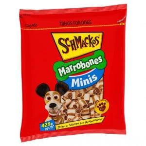 Schmackos Treat Marrobone Mini