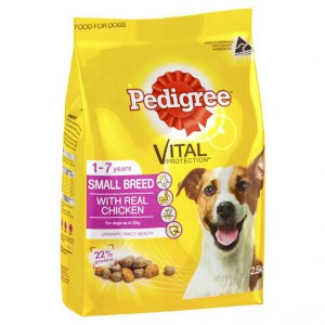 Pedigree Adult Dog Food Small Breed Chicken