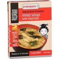 Pandaroo Japanese Instant Miso Soup Fried Tofu