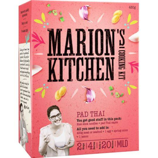 Marions Kitchen Meal Kit Pad Thai