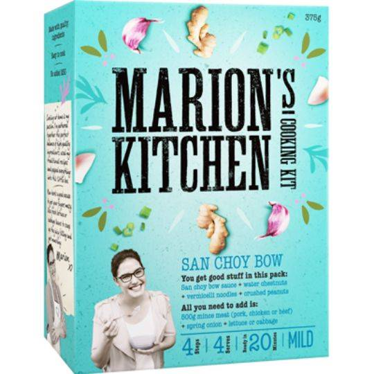 Marions Kitchen Meal Kit San Choy Bow