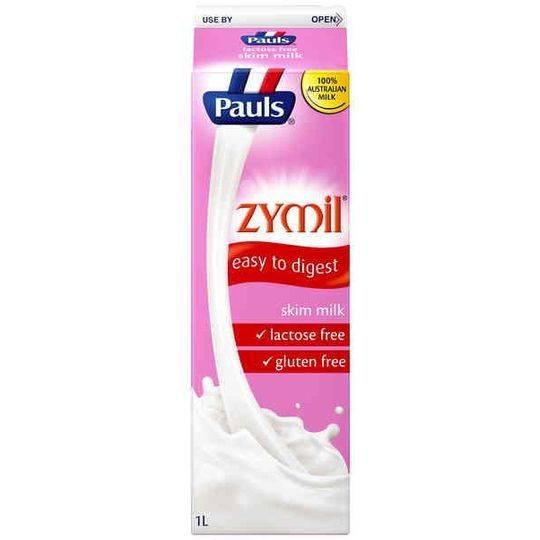 Pauls Zymil Skim Milk