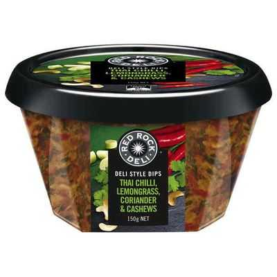 Red Rock Deli Dip Chilli & Lemongrass