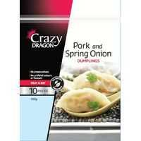 Crazy Dragon Asian Pork Dumpling