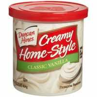 Duncan Hines Frosting Classic Vanilla