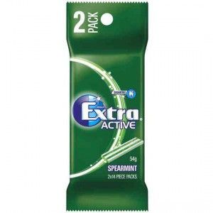 Wrigley's Extra Active Gum Spearmint