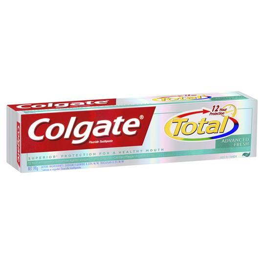 Colgate Total Toothpaste Advanced Fresh