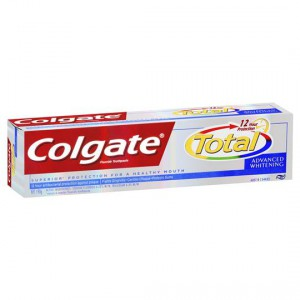 Colgate Total Plus Toothpaste Whitening