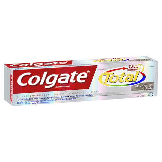 Colgate Total Toothpaste Advanced Clean